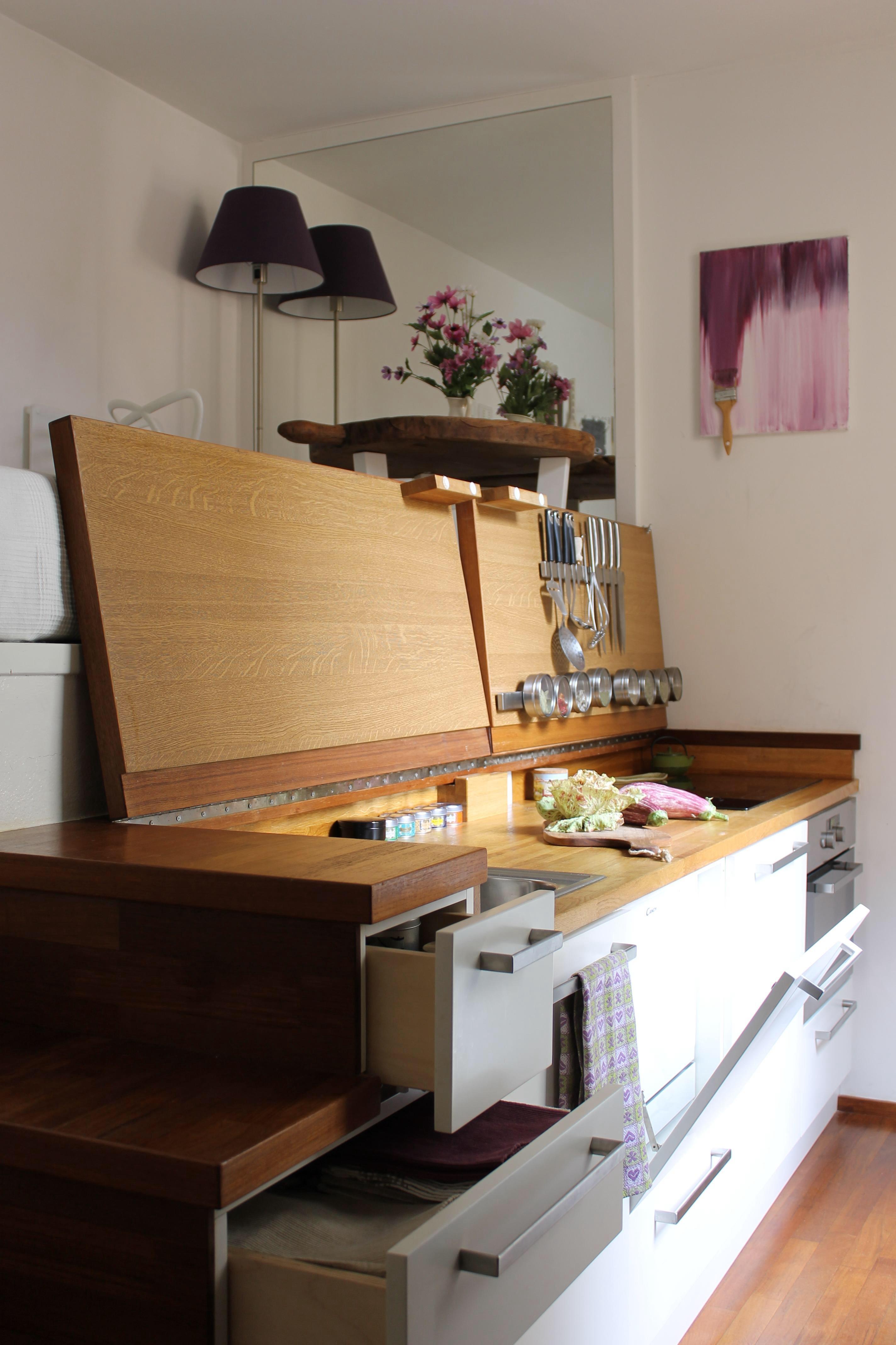 Mobili Base Cucina Ikea. Cheap Metod Seinkaappi Valkoinen Ringhult ...